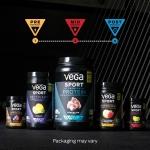 Vega Sport Premium Protein, Vanilla, 20 Servings, 29.2 oz $19.88 (REG $54.99)
