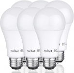 AmeriLuck 100W Equivalent A19 LED Light Bulbs, 15Watts Non-Dimmable $10.45 (REG $20.99)
