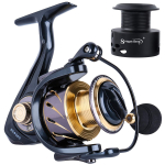 Spinning Reels Fishing Reel with 13 +1 Corrosion Resistant Ball Bearings $21.98 (REG $129.99)
