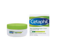 Cetaphil Rich Hydrating Night Cream with Hyaluronic Acid, 1.7 Ounce $11.69 (REG 8.30 (42%)