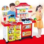 LANTOVI Kids Toy Kitchen Play Set $49.99 + $1.99 shipping (REG $160.00)