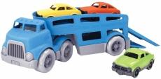 Green Toys Car Carrier Vehicle Set Toy, Blue $10.90 (REG $24.99)