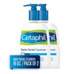 Cetaphil Daily Facial Cleanser, For Normal to Oily Skin, 16 Ounce $19.04 (REG $27.98)