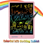 LIGHTNING DEAL!!! ZBHT Writing Tablet 10 Inches LCD Writing Board Colorful Screen $11.89 (REG $18.99)