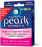 Probiotic Pearls Once Daily Women's Probiotic Supplement $10.83 (REG $19.95)