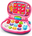 VTech Brilliant Baby Laptop, Pink $13.00 (REG $19.99)