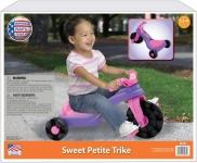 American Plastic Toys Sweet Petite Trike, Pink$16.98 (REG $29.99)