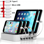 MSTJRY USB Charging Station $23.19(42% Off)