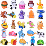 Wind Up Toys 25 PCs Assorted Animal Toys for Easter Party Favors, Easter Egg Fillers$17.95 (REG $29.95)