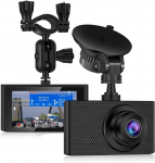 Dash Cam for Cars 1296P FHD $24.79(50% Off using COUPON)