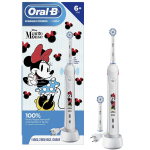 Oral-B Kids Electric Toothbrush featuring Disney's Minnie Mouse, for Kids 6+$30.24 (REG $59.99)