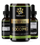 Billion Pets – Hemp Oil Dogs Cats – 5000mg $23.95 (REG $79.99)