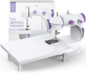 LIGHTNING DEAL!!! KPCB Mini Sewing Machine with Upgraded Eco-Friendly Material $23.79 (REG $38.99)