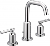 Moen Gibson Two-Handle High Arc Modern Bathroom Sink Faucet $96.97 (REG $175.55)