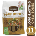 Rachael Ray Nutrish Soup Bones Dog Treats, Longer Lasting $5.49 (REG $10.99)