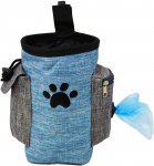 Dog Treat Pouch, Dog Treat Bag for Training Small to Large Dogs, Blue $8.70 (REG $16.99)
