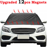 Kribin Magnetic Windshield Snow Cover with 12 PCS Powerful Magnets $7.99 (REG $17.99)