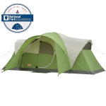 Coleman 8-Person Tent for Camping | Elite Montana Tent with Easy Setup $115.00 (REG $219.99)