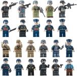 22 Mini Figure Bricks Toys for Kids (60% Off)