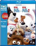 The Secret Life of Pets: 2-Movie Collection [Blu-ray] $14.99 (REG $34.98)