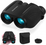 LIGHTNING DEAL!!! 10×25 Compact Binoculars for Adults and Kids $19.45 (REG $27.99)