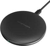 Qi Wireless Charging Pad RAVPower Qi Certified Ultra-Safe Wireless Charger$7.99 (REG $17.99)