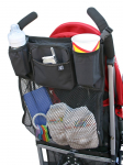 Universal Fit Stroller Organizer with Extra Large Storage $12.60 (REG $24.99)