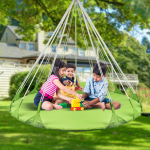 Sorbus Hanging Swing Nest with Pillow $55.99 (REG $102.52)