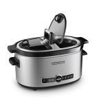 KitchenAid Slow Cooker with Easy Serve Glass Lid $49.99 (REG $117.99)