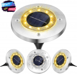 Solar Garden Lights REG $24.99 (40% OFF when using COUPON)