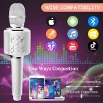 Bluetooth Singing Duet Wireless Karaoke$41.99 (Get 40% OFF using COUPON)