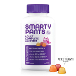 SmartyPants Adult Complete and Fiber Daily Gummy Vitamins $24.76 (REG $47.95)