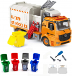 Garbage Trucks Toy with Light and Sound $13.79(40% Off using COUPON)