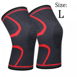 711-TEK Compression Knee Sleeves $6.49 (REG $12.99)