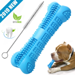 Chooseen Dog Toothbrush Stick Upgraded Dog Chew Toys Bone Bite $14.99 (REG $59.99)