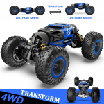 XIXOV 1:14 Remote Control Car, Kids Toys Off Road Transform Racing Car $29.99 (REG $49.99)