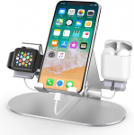 LIMITED TIME DEAL!!! 3 in 1 Aluminum Charging Station $18.69 (REG $35.99)