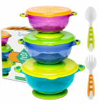 BEST SUCTION BABY BOWLS FOR TODDLERS $15.95 (REG $27.99)