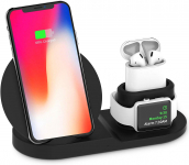 MANCASSY Wireless Charger, 3 in 1 Wireless Charging Station $29.99 (REG $99.99)