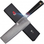 TUO Cutlery Nakiri Knife – Damascus Vegetable Cleaver Kitchen Knives $58.80 (REG $89.95)