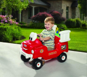 Little Tikes Spray and Rescue Fire Truck $49.99 (REG $76.99)