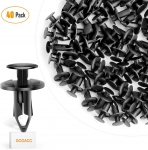 GOOACC Nylon Bumper Fastener Rivet Clips Car Door Clip $4.90 (REG $10.00)