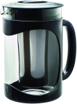 Primula Burke Deluxe Cold Brew Iced Coffee Maker, Durable Glass Carafe $15.99 (REG $26.99)
