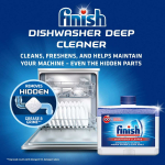 Finish Dual Action Dishwasher Cleaner: Fight Grease & Limescale, Fresh, 8.45oz $3.77 (REG $5.99)