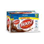 Boost Plus Complete Nutritional Drink 2 Box (24 bottles) $19.49 (REG 38.98)