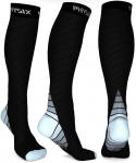 Physix Gear Sport Compression Socks for Men & Women 20-30 mmHg $18.85 (REG $39.99)