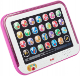 Fisher-Price Laugh & Learn Smart Stages Tablet, Pink $11.99 (REG $21.60)