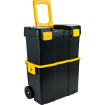 Stalwart Stackable Mobile Tool Box with Wheels $40.96 (REG $69.99)
