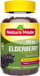Nature Made Elderberry 100mg with Vitamin C & Zinc Gummies $14.99 (REG $24.99)
