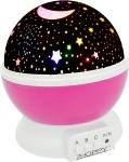 Night Lights for Girls, ZHOPPY Star and Moon Starlight Projector $15.95 (REG $39.99)